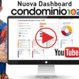 Anteprima Dashboard della piattaforma Condominio102