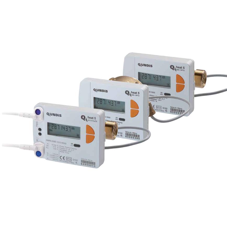 QUNDIS_Q heat 5 Contatori di calore compatto CONDOMINIO102