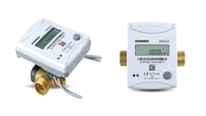 Contatore di calore Zelsius C5 – ZENNER